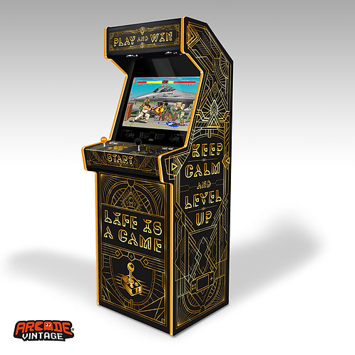 Borne Arcade |  Art Déco