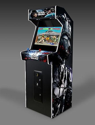 Borne d'Arcade star wars | France [ Arcade Vintage - 06 19 06 18 38