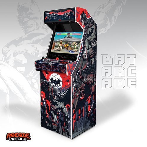 Borne Arcade   Bat-Arcade