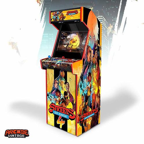 Borne Arcade   Street of Rage 4