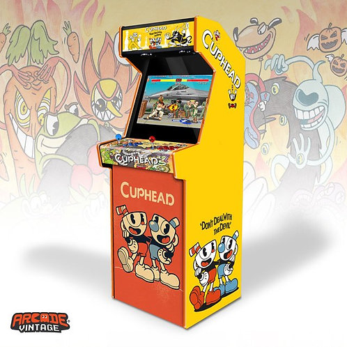 Borne Arcade | Cuphead