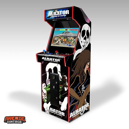 Borne Arcade | Albator