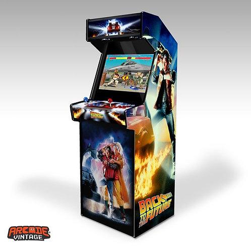 Borne Arcade | Retour vers le Futur