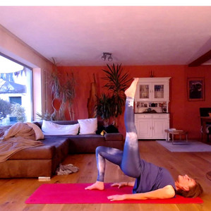 Online-Kurse für Yoga und Pilates