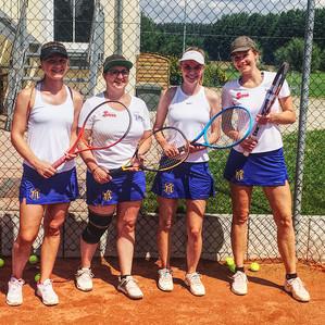 Sieg für die Damen 40 und Kleinfeldmannschaft