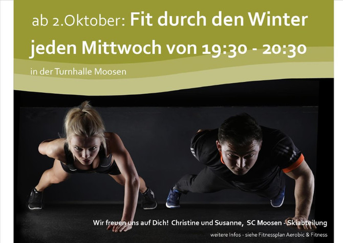 Fit durch den Winter 2019