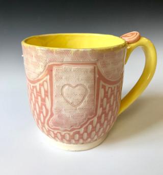 Indiana Stencil Mug