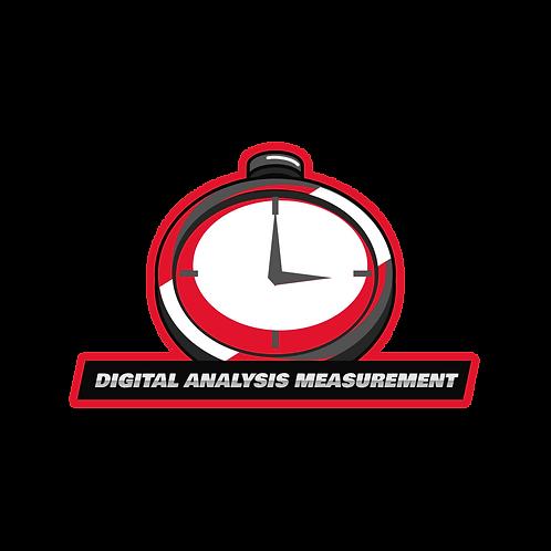 Digital Analysis Measurement Report