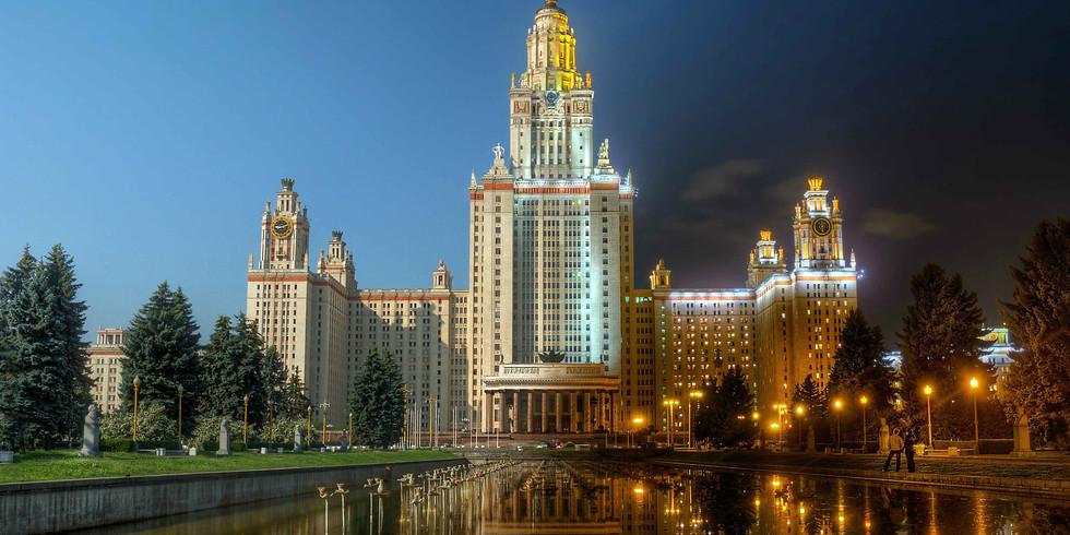 Lomonosov MSU Free Tour