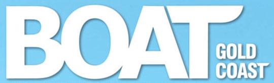 Logo - Boat Gold Coat Magazine