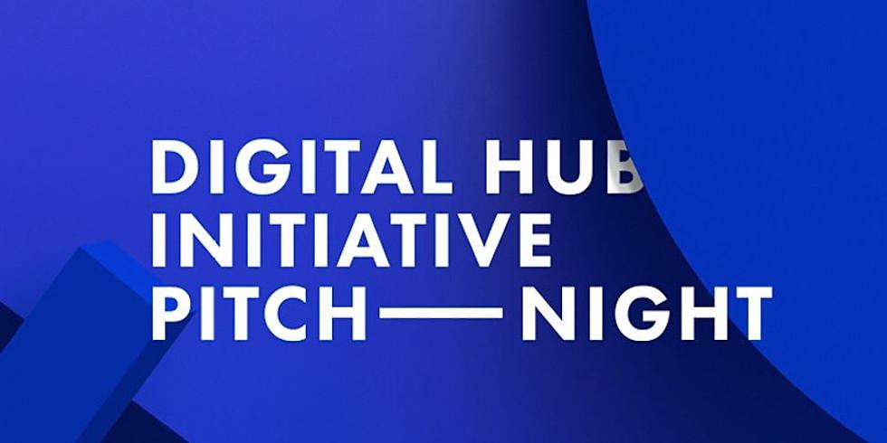 Digital Hub Initiative - Pitch Night!