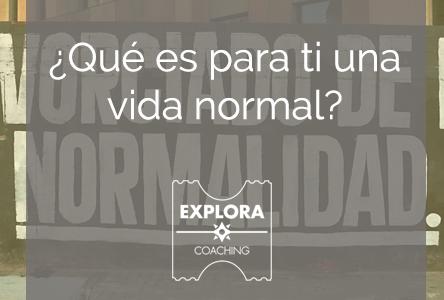 Ser o no ser (normal), he ahí la cuestión