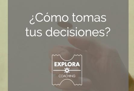 Decisiones entre mil opciones