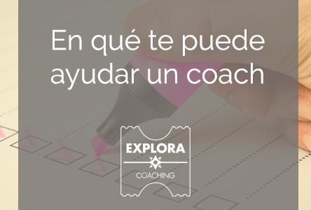 10 cosas en las que te puede ayudar un coach
