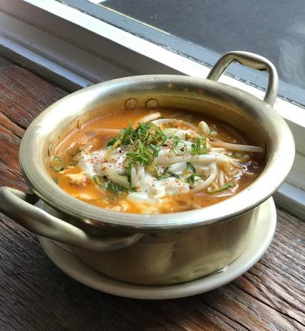 Korean Ramen (Spicy or Mild)
