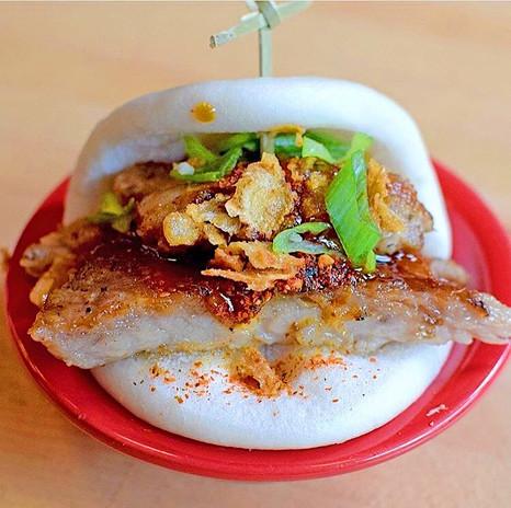 Pork Jowl Bun