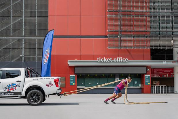 Westpoint Autos / Queensland Reds
