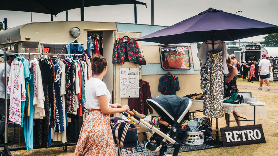 Bulimba Markets - The Design Collective