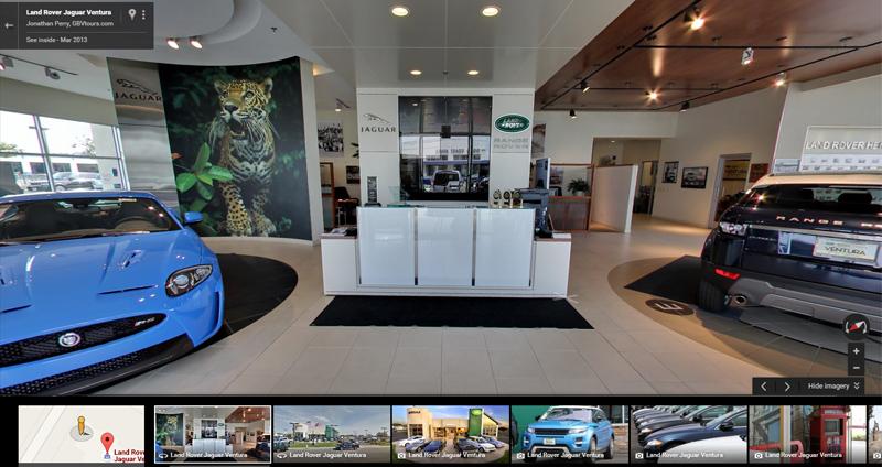 Land Rover Jaguar Ventura