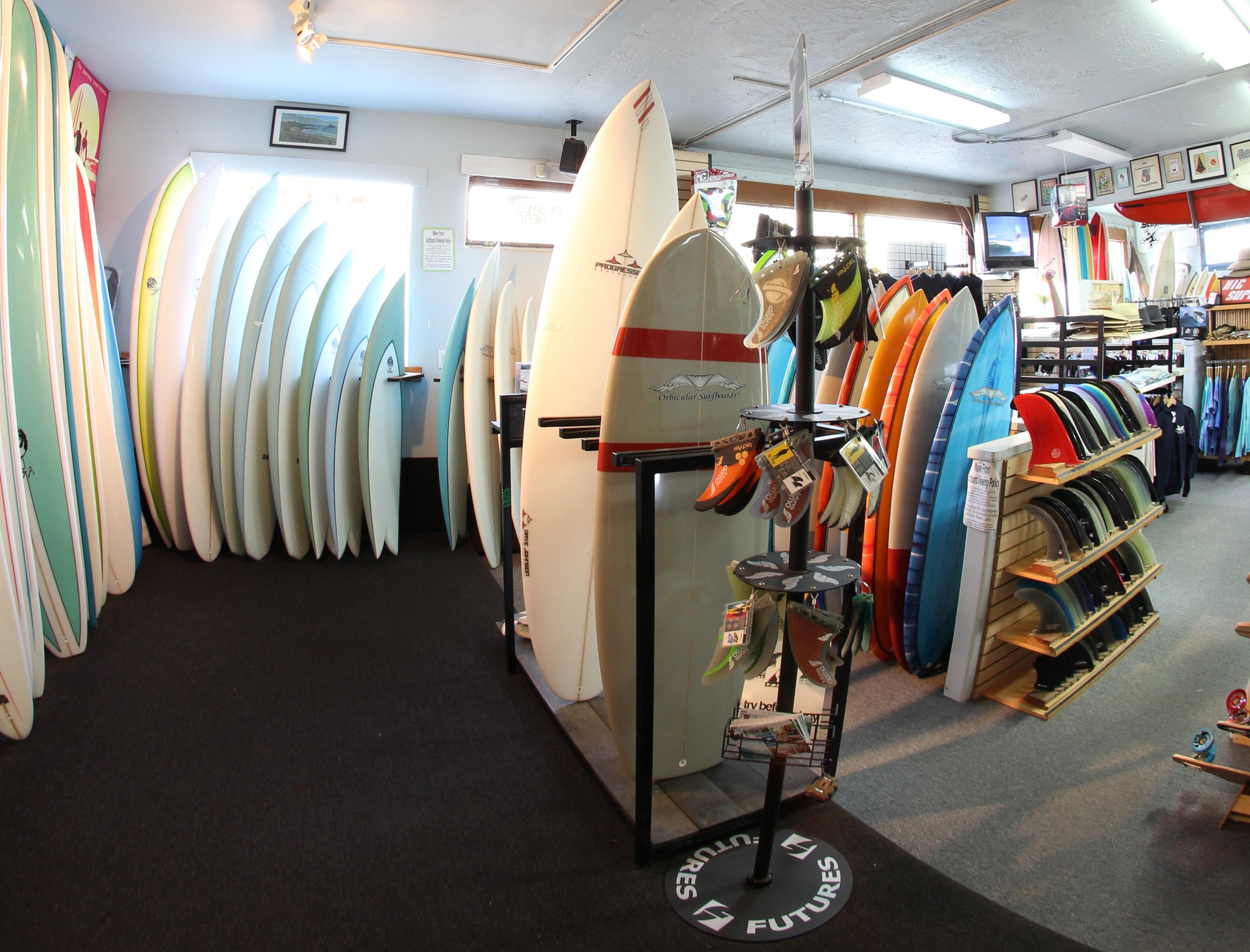 Wavefront Surf