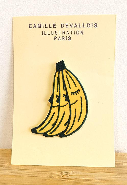 Pins illustré Camille Devallois