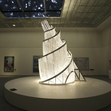 The Louvre Abu Dhabi / Sound Contemporaries
