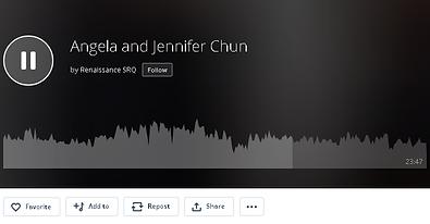 Angela Jennifer Chun Intenview on Renaissance SRQ