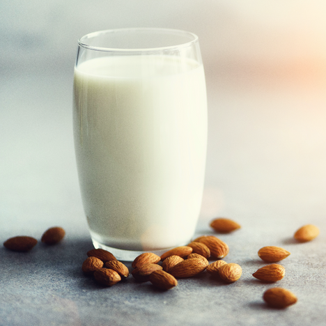 SG how to make almond milk