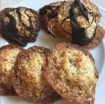 Healthy Coconut Macaroon