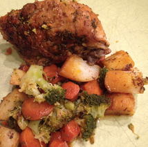 easy pan roasted chicken kids naturallly