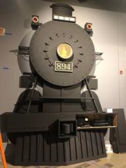 Steam Train Reproduction