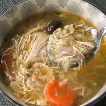 chicken soup silver and gold.png