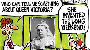 Why Victoria Day?