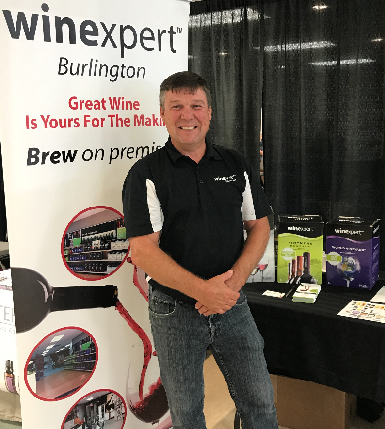 Good Living Show Winexpert Burlington