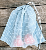 mesh produce bag mermaidsden