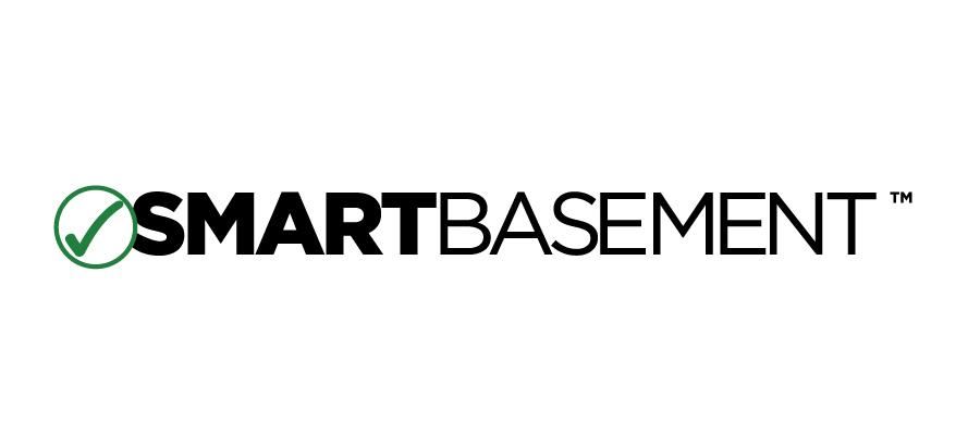 SmartBasement Logo Design