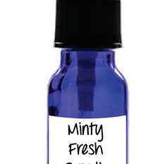 DIY fresh breath spray