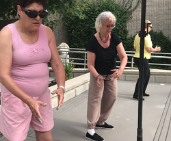 Qi Gong with Vera