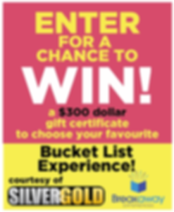Bucket List Contest