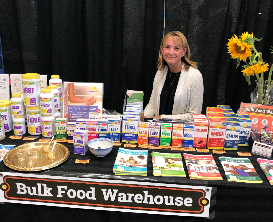Good Living Show Bulk Food Warehouse