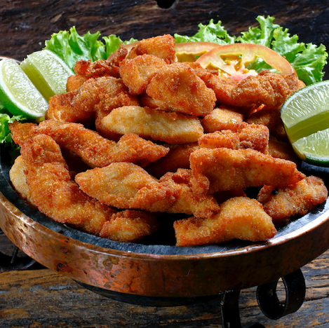 Flawless pan fried fish