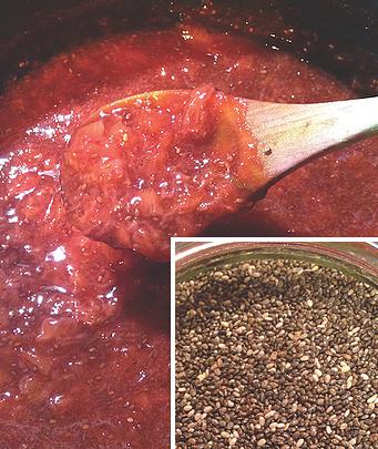 Chia Seed Jam Recipe