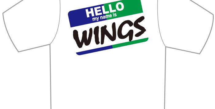 【JG】WINGS T-shirt