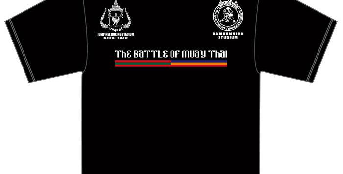 【BOM2-2】 The Battle Of Muay Thai SeasonⅡ vol.2 -BLACK