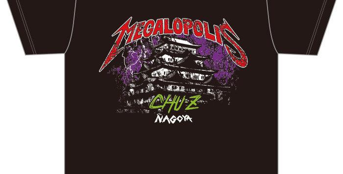 【MEGALOPOLIS-NAGOYA】Tシャツ