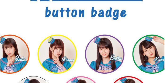 【東京Cute2】メンバー写真缶バッチ