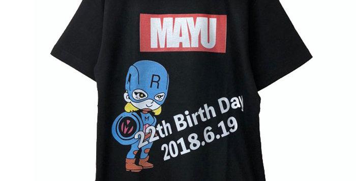 Chu-Z/MAYU生誕祭!限定Tシャツ