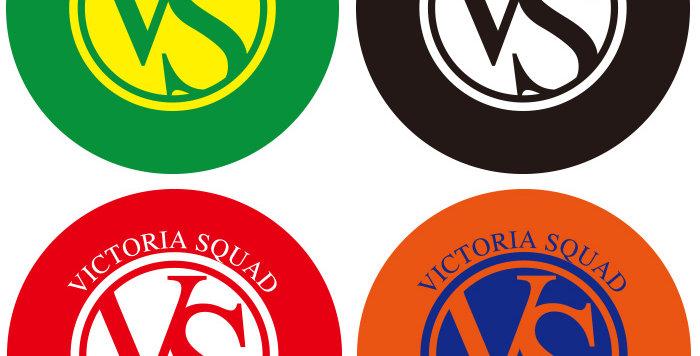 【VICTORIA SQUAD】缶バッチ