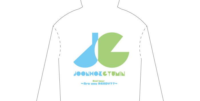 【JG】2nd tour パーカー