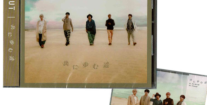 [SELLOUT/共に歩む道]CD